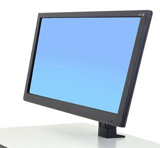 Image sur Support simple HD Noir pour Workfit-T/PD, 97-906