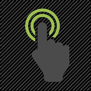 Image sur Surface tactile pour écrans NEC