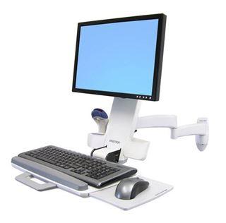 Image sur Support ERGOTRON SERIE 200 COMBO Blanc 45-230-216