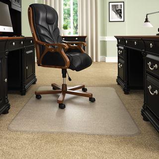 Image sur Sous chaise EXECUMAT pour tapis à poil long