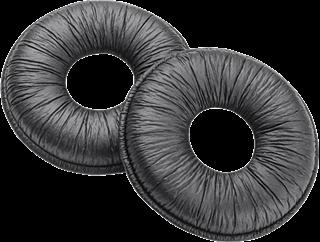 Image sur Coussinets en cuirette pour Plantronics CS50 et CS55, 67063-01