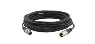 Câble audio XLR mâle-femelle haute performance Kramer
