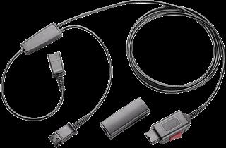 Image sur Câble Plantronics Adapteur Y TRAINER, 27019-03