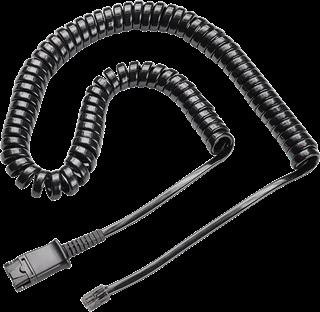 Image sur Câble Plantronics U10, 26716-01