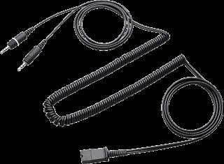 Image sur Câble Plantronics QD to PC, 28959-01
