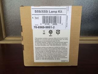 Lampe 3M, 78-6969-9861-2 ou HITACHI DT00731