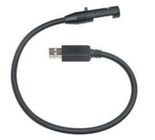 Lampe flexible USB à LED avec interrupteur