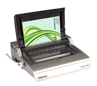 Image sur Perforelieuse Fellowes Galaxy Wire, 5217801