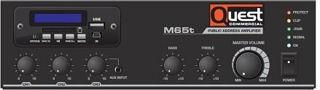 Amplificateur / TUNER / MP3 QUEST M65T