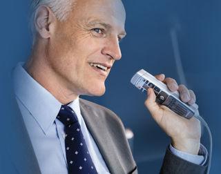 Micro-Dictaphone Olympus RecMic DR-2200