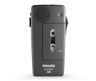 Dictaphone à mini cassette Philips LFH 0388