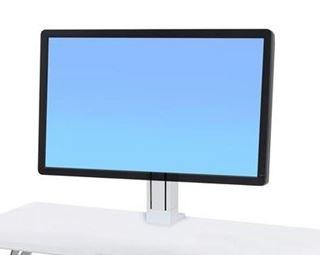 Image sur Support simple HD BLANC pour Workfit-T/TL, 97-936-062