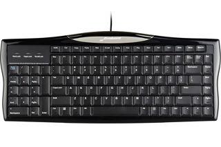 clavier gaucher