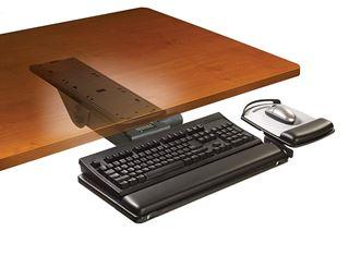 Image sur Tiroir à clavier ergonomique 3M, AKT151LE