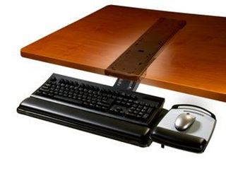 Image sur Tiroir à clavier ergonomique 3M, AKT180LE