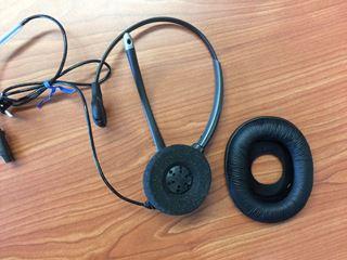Image sur X-Grand Coussinet d'oreille pour Plantronics Supraplus, 83195-01