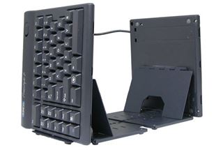 Image sur Ascent Accessory kit pour clavier FREESTYLE2 de Kinesis, AC740-BLK
