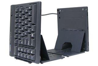 Image sur Ascent Accessory kit pour clavier FREESTYLE2 de Kinesis, AC740-BLK