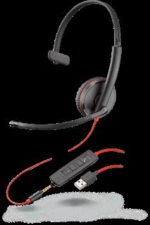 Image sur Plantronics Blackwire 3215 USB-A, 209746-101
