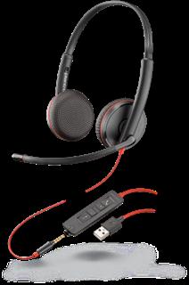 Image sur Plantronics Blackwire 3225 USB-A, 209747-101