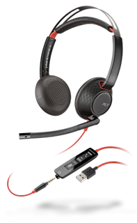 Image sur Plantronics Blackwire C5220 USB-A, 207576-01