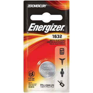 Batterie Lithium Energizer 3V, CR1632