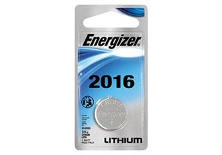 Image sur Batterie Lithium Energizer 3V, CR2016