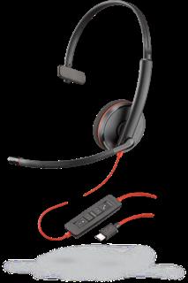 Image sur Plantronics Blackwire 3210 USB-C, 209748-101