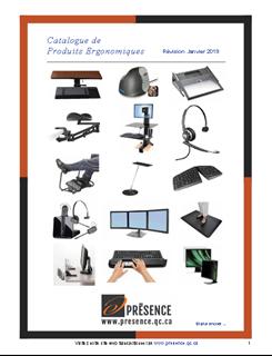Image sur Catalogue Produit Ergonomique Janvier 2019
