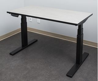 Image sur Table ELEVATION, fini Bois Enchanteur Blanchi, W470
