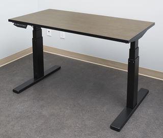Image sur Table ELEVATION, fini ORME NOIR, W469