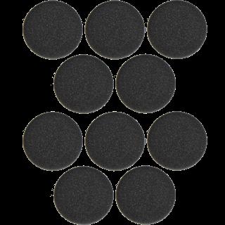 Image sur Coussinets mousse (5 paires) pour Jabra EVOLVE 20 à 65, 14101-45