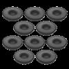 Image sur Coussinets cuirette (10) pour Jabra Biz 2400ii