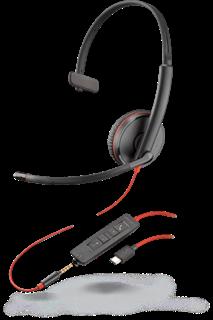 Image sur Plantronics Blackwire 3215 USB-C, 209750-101