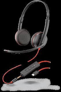 Image sur Plantronics Blackwire 3225 USB-C, 209751-22