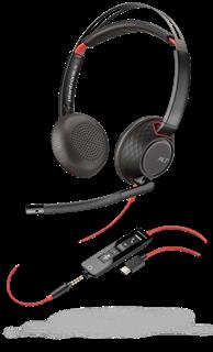 Image sur Plantronics Blackwire C5220 USB-C, 207586-01