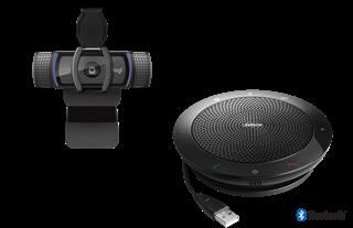 Image sur Caméra fixe avec audio main libre