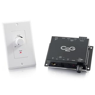 Ampli compact 2 x 15W, C2G 40914