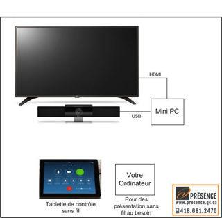 Image sur Solution 3 - VC et contrôle sans fil
