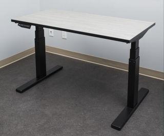 Image sur Table ELEVATION à RABAIS, fini Bois Enchanteur Blanchi  W470, 24 x 48 po.