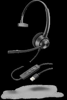 Image sur Plantronics EncorePro 310 USB-A, 214568-01