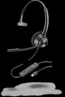 Image sur Plantronics EncorePro 310 USB-C, 214569-01