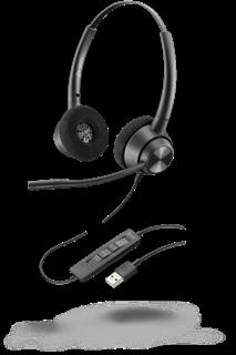 Image sur Plantronics EncorePro 320 USB-A, 214570-01