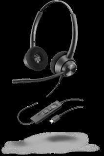 Image sur Plantronics EncorePro 320 USB-C, 214571-01