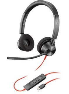 Image sur Plantronics Blackwire 3320-M USB-C, 214013-101