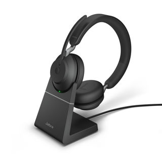 Image sur Jabra EVOLVE2 65 USB-A, MS, STEREO STAND, 26599-999-989
