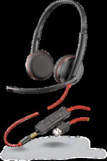 Image sur Plantronics Blackwire 3225 USB-A, 209747-22