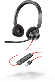Blackwire 3320 USB-A