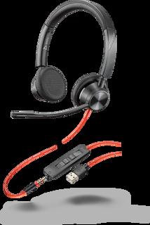 Blackwire 3325 USB-A