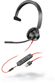 Blackwire 3315 USB-A